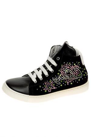 Ботинки CIAO. Цвет: черный, комбинированный (big)