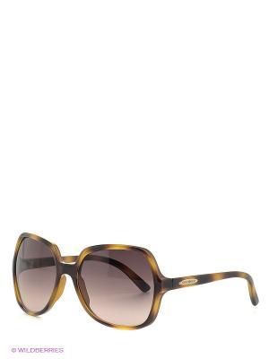 Солнцезащитные очки IS 06-018 07P Enni Marco. Цвет: коричневый