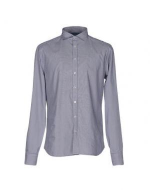 Pубашка EXIBIT. Цвет: грифельно-синий