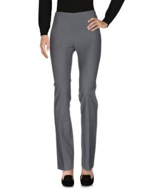 Повседневные брюки KOCCA. Цвет: серый