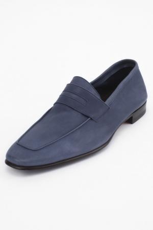 Туфли Maxverre. Цвет: голубой