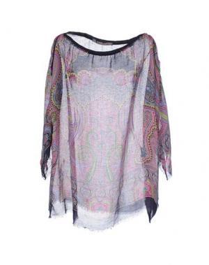Блузка ROSAMUNDA. Цвет: фуксия