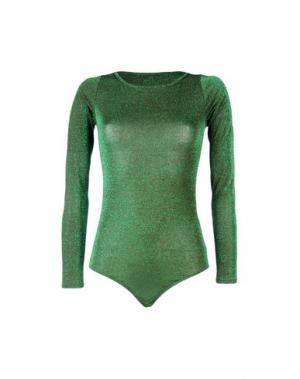Свитер CHILI PEPPERS. Цвет: изумрудно-зеленый