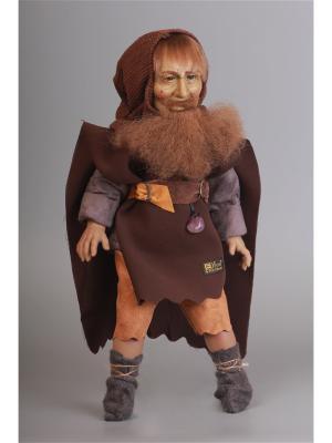 Кукла Rubezahl-защита Lamagik S.L. Цвет: бежевый, коричневый