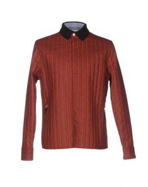 Куртка UMIT BENAN. Цвет: кирпично-красный