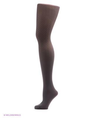 Колготки EUROMAMA. Цвет: серый
