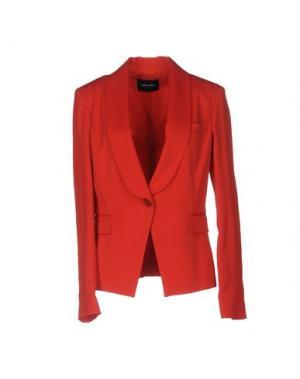 Пиджак ENTRE AMIS. Цвет: красный