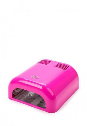 Лампа для маникюра Planet Nails. Цвет: розовый