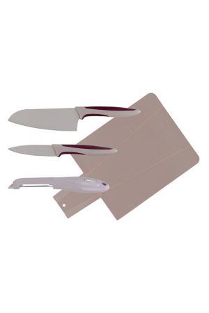 Набор ножей Calve. Цвет: фиолетовый