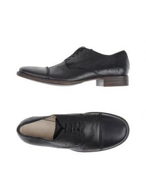 Обувь на шнурках 01000010 by BOCCACCINI. Цвет: черный