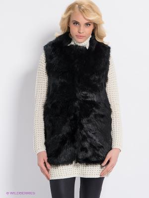 Жилет Vero moda. Цвет: черный