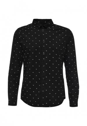 Рубашка Only & Sons. Цвет: черный