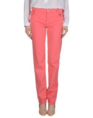 Повседневные брюки HARMONT&BLAINE. Цвет: коралловый