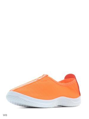 Кроссовки BRIS. Цвет: оранжевый