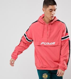 Puma Розовая ветровка эксклюзивно для ASOS. Цвет: розовый
