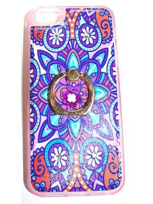 Чехол для Iphone 5/ 5S Punta. Цвет: розовый