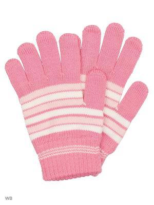 Перчатки Чудо-Кроха. Цвет: розовый