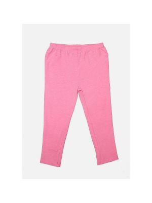 Спортивные брюки LAVIDO. Цвет: розовый
