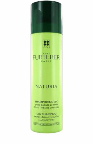 Сухой шампунь Naturia Rene Furterer. Цвет: бесцветный