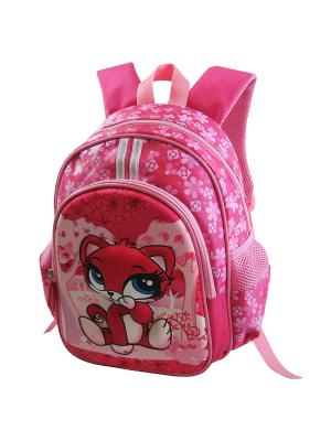 Рюкзак Stelz. Цвет: розовый