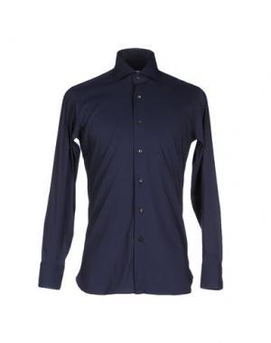 Pубашка SONRISA. Цвет: темно-синий