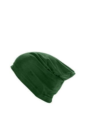Шапка жен. Sahera Rahmani. Цвет: зеленый