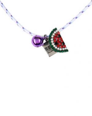 Ожерелье LISA C BIJOUX. Цвет: белый