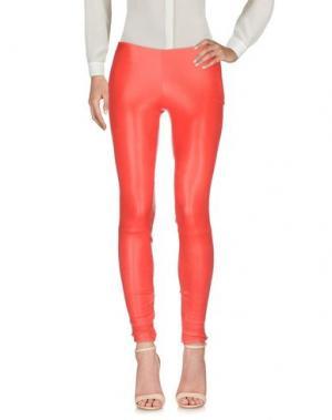 Повседневные брюки APHERO. Цвет: красный