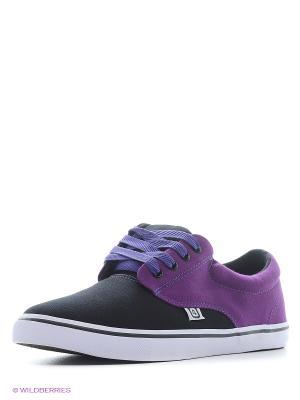 Кеды 4U. Цвет: фиолетовый