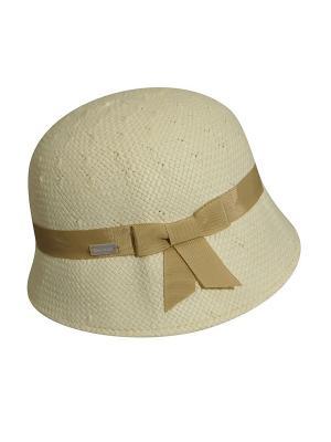 Шляпа Betmar. Цвет: кремовый