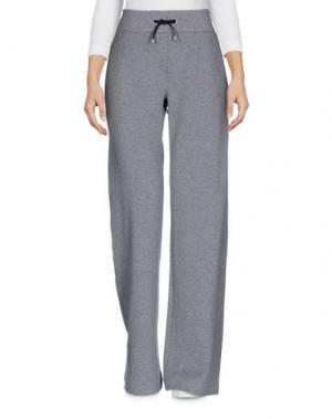 Повседневные брюки CAPOBIANCO. Цвет: серый