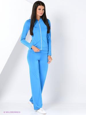 Комплект MARY MEA. Цвет: голубой