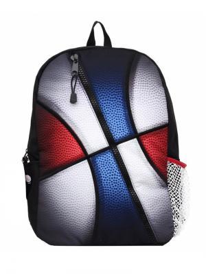 Рюкзак Sport, цвет мульти Mojo Backpacks. Цвет: белый, синий, красный