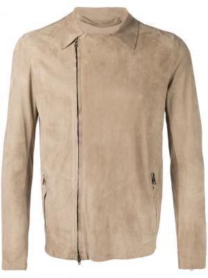 Легка куртка Salvatore Santoro. Цвет: телесный