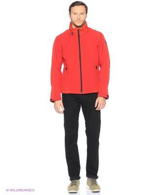 Куртка Luhta. Цвет: красный