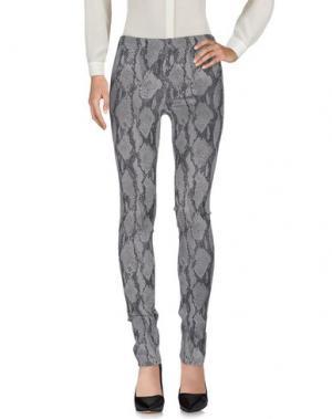 Повседневные брюки ZADIG & VOLTAIRE. Цвет: серый