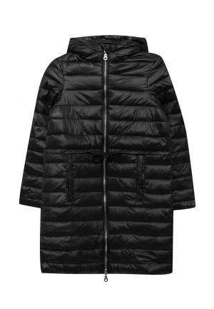 Куртка утепленная Incity. Цвет: черный