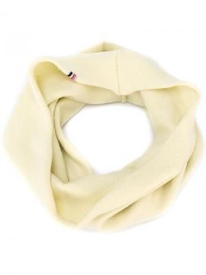 Шарф NO8 Extreme Cashmere. Цвет: жёлтый и оранжевый