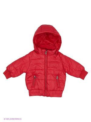 Куртка MANAI. Цвет: красный