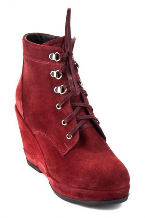 Boots INCI. Цвет: red