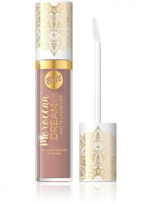 Bell Жидкая Матовая Помада Для Губ Moroccan Dream Matte Liquid Lips  Тон 01. Цвет: розовый