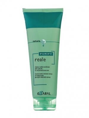 Purify Интенсивный восстанавливающий кондиционер для поврежденных волос Reale Conditioner 250мл. Kaaral. Цвет: светло-зеленый