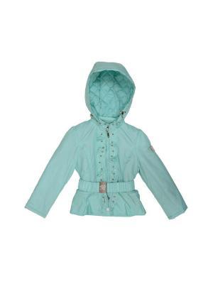 Куртка BORELLI. Цвет: светло-зеленый