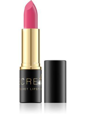 Bell Помада Для Губ Стойкая Матовая Secretale Velvet Lipstick Тон 04. Цвет: розовый
