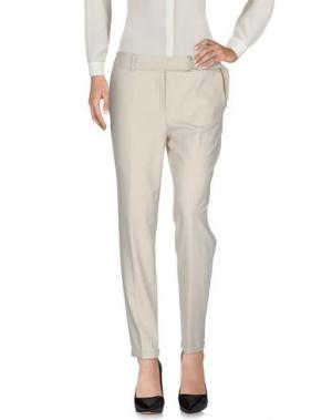Повседневные брюки ST.EMILE. Цвет: светло-серый