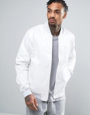 Jordan Бомбер Nike AJ6 833918-100. Цвет: белый