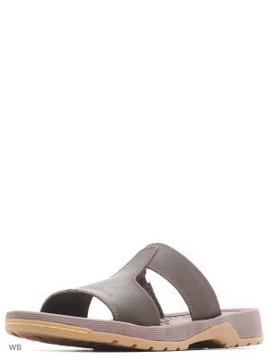 Пантолеты Dr.Martens. Цвет: коричневый