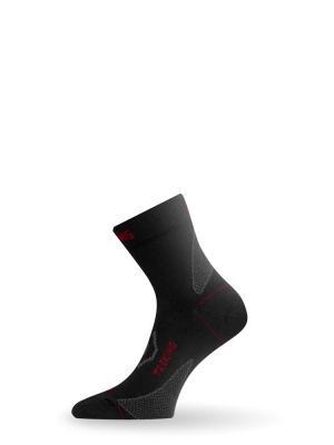 Термоноски Lasting TNW 983. Цвет: черный, серый, красный