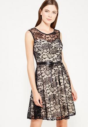 Платье Aurora Firenze. Цвет: бежевый