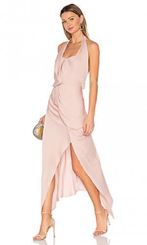 Платье jules One Fell Swoop. Цвет: розовый